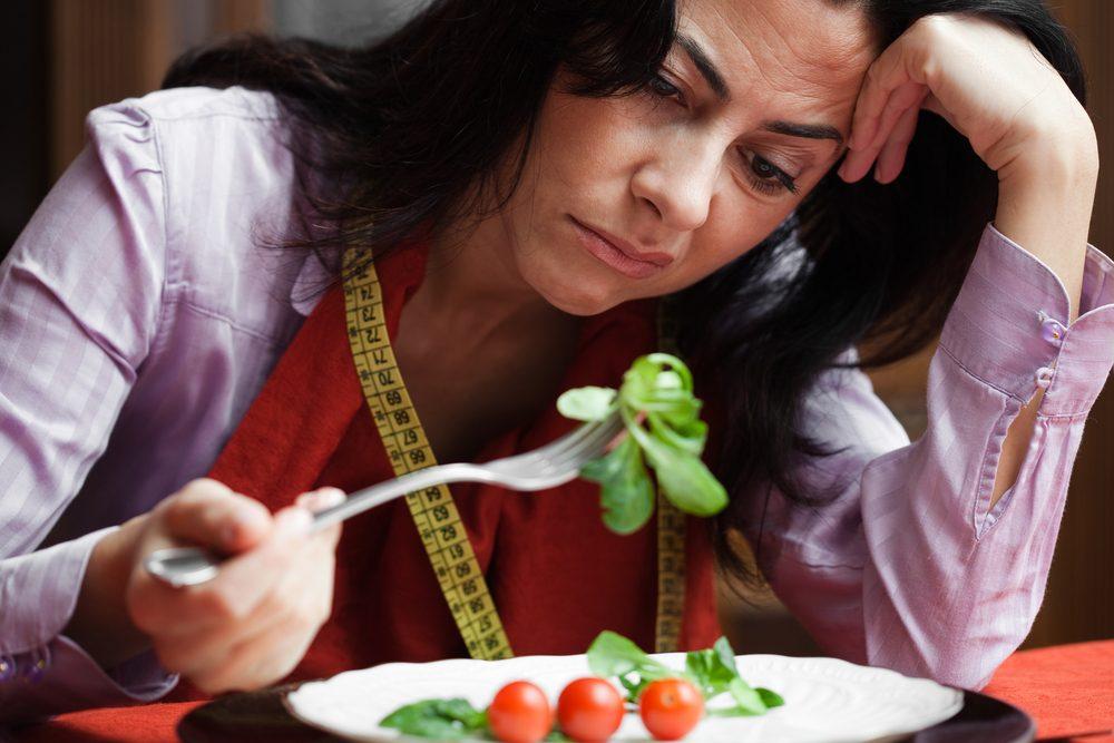 redukčná diéta pre ženy