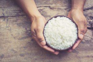 skúsenosti s ryžovou diétou
