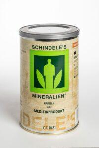 Schindeleho minerály recenzia