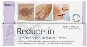 SIB REDUPETIN Špeciálny krém na redukciu pigmentových škvŕn, nočný, 1×20 ml