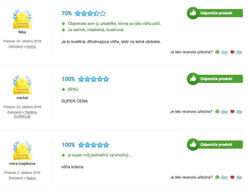 Versace Bright Crysta recenzia