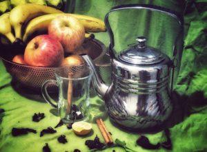 Bylinkové čaje sú vynikajúcim zdrojom antioxidantov