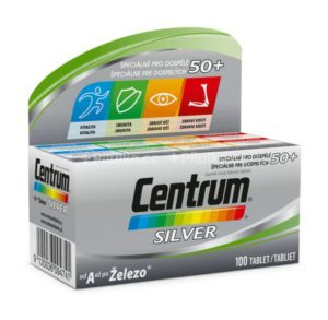 Centrum Silver tbl Multiefekt 1×100 ks