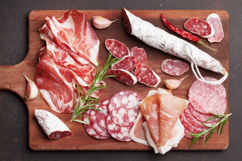 mäso pri diéte pri dne