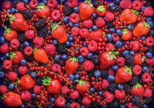 bobuľovité ovocie