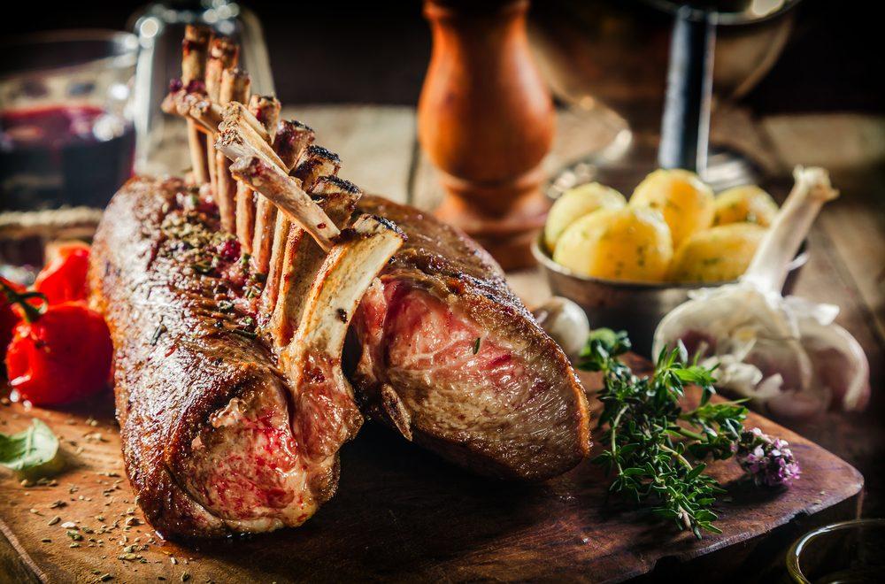 Jahňacie mäso - zdroj niacínu