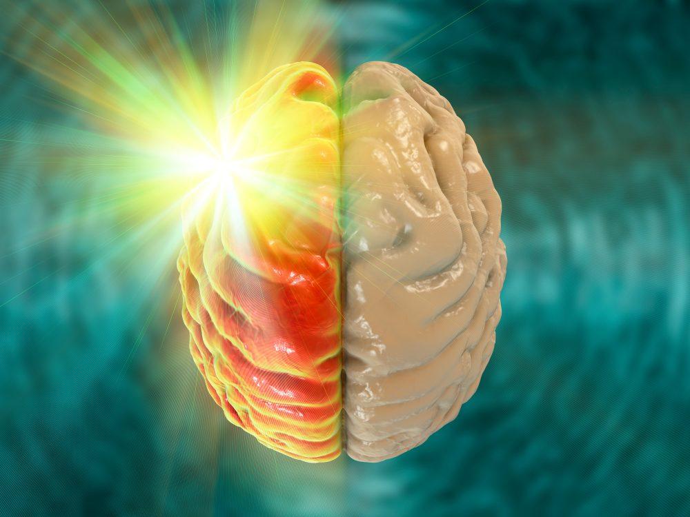 Migréna - urputná bolesť na jednej strane hlavy