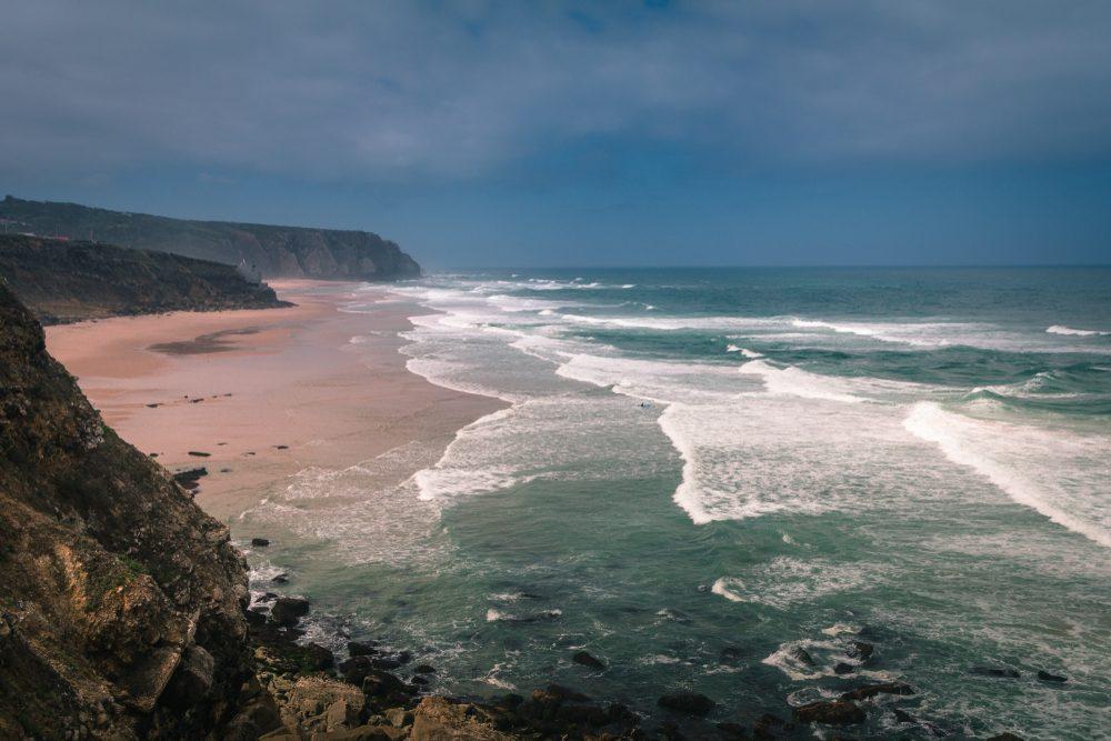 Morská voda má na naše zdravie blahodarné účinky