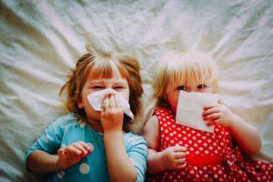 Naučte vaše dieťa fúkať nos zábavným spôsobom