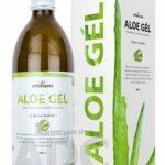 nefdesanté ALOE GÉL šťava z Aloe Vera s dužinou 1×500 ml