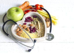 potraviny na zdravé srdce