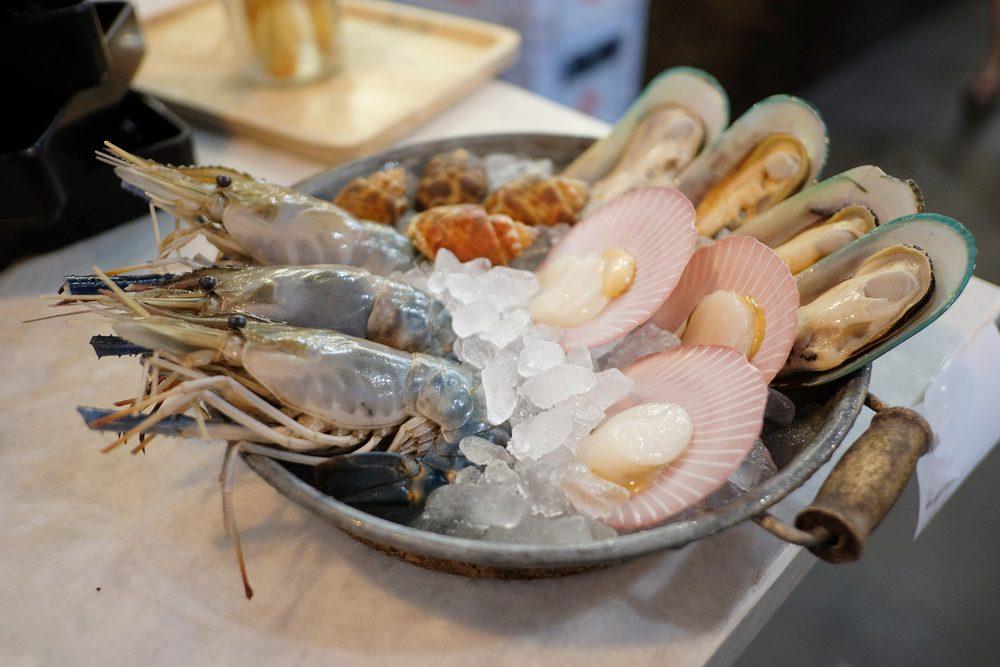Plody mora - delikatesný zdroj kobalamínu