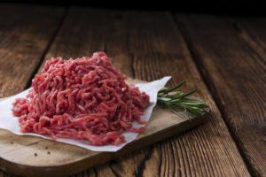 mleté mäso pri šetriacej diéte