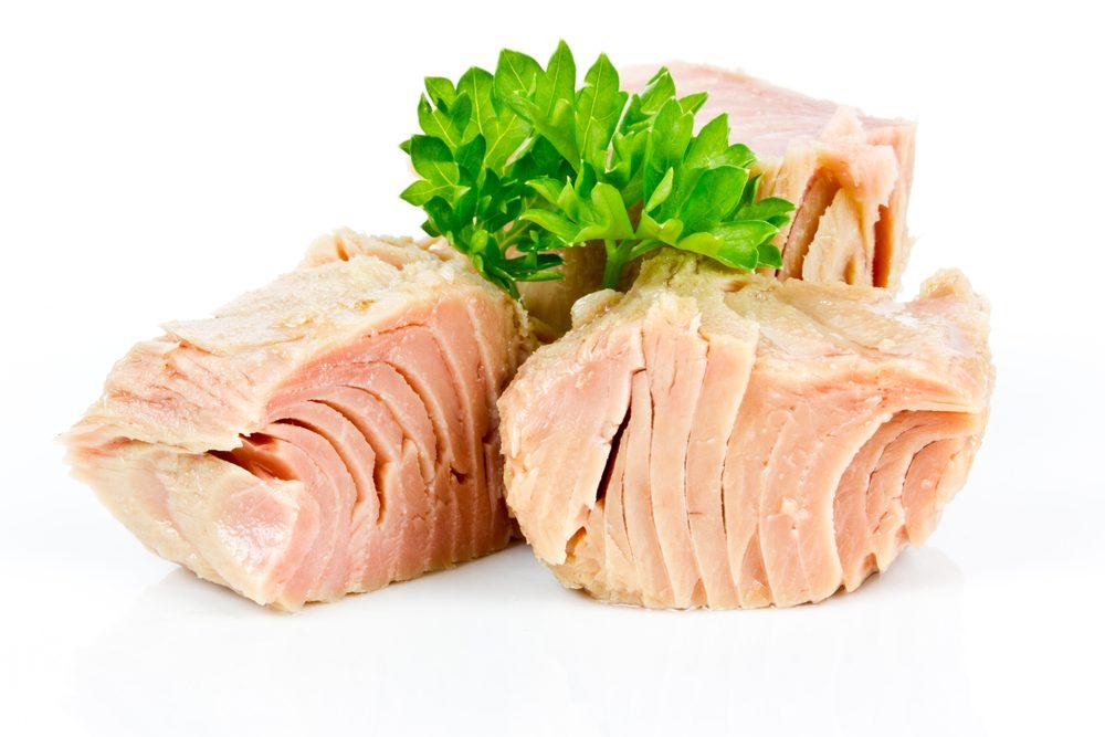 Tuniak- chutný zdroj vitamínu B1