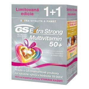 GS Extra Strong Multivitamín
