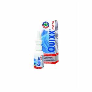 Quixx nosový sprej Extra
