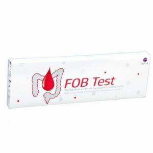 FOB test na zistenie okultného krvácania