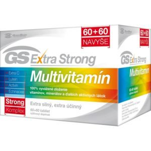 GS Extra Strong Multivitamín