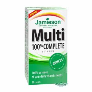 Jamieson Multi 100% Complete
