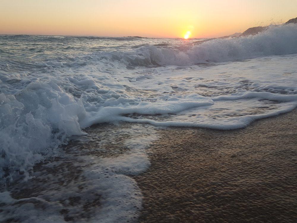 Morská voda je základnou zložkou sprejov Sterimar