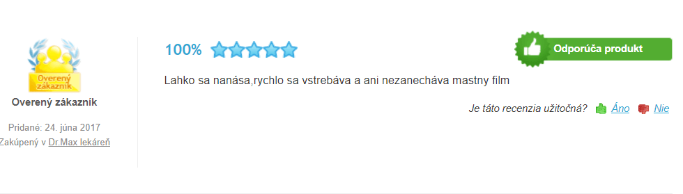 Eucerin Sun - recenzia