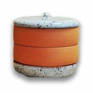 Nakličovacia miska keramická, rôzne farby