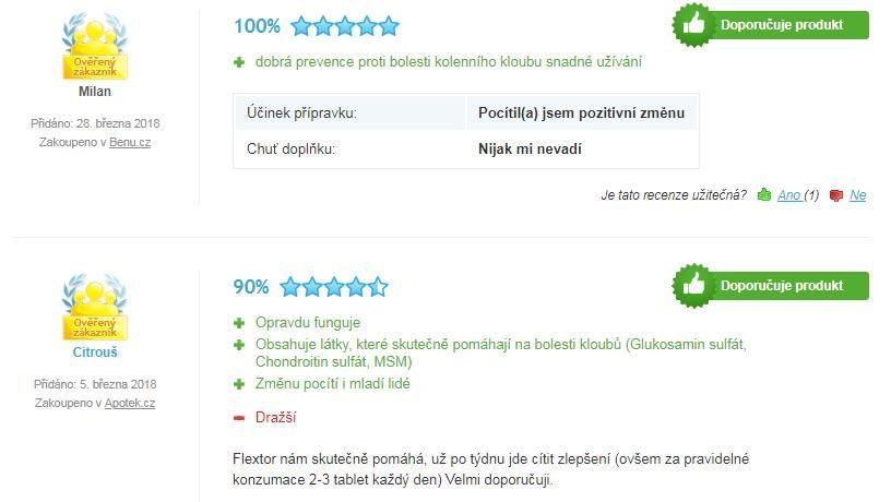 Flextor recenzie