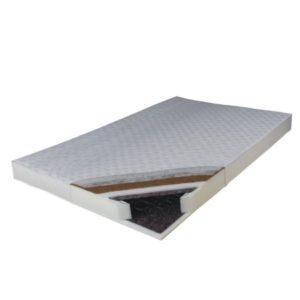 Pružinový matrac Kokos Medium 200×160 cm
