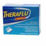 Theraflu chrípka 24 tbl