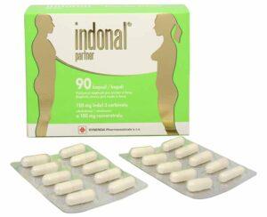 Indonal Partner 90 kapsúl