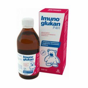 PLEURAN S.R.O. BRATISLAVA Imunoglukán P4H 250 ml