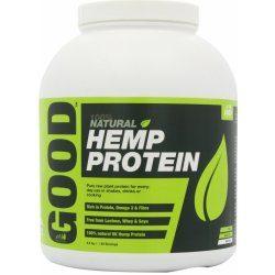 Good Hemp Protein Natural RAW 2500 g