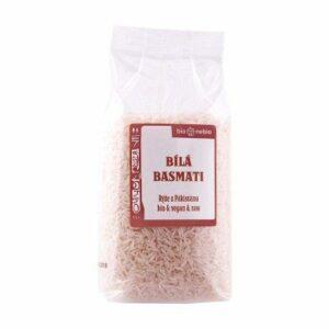 Ryža Basmati biela