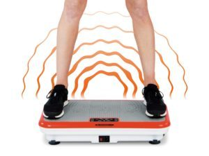 Vibračná plošina na precvičenie celého tela – Gymbit Vibroshaper