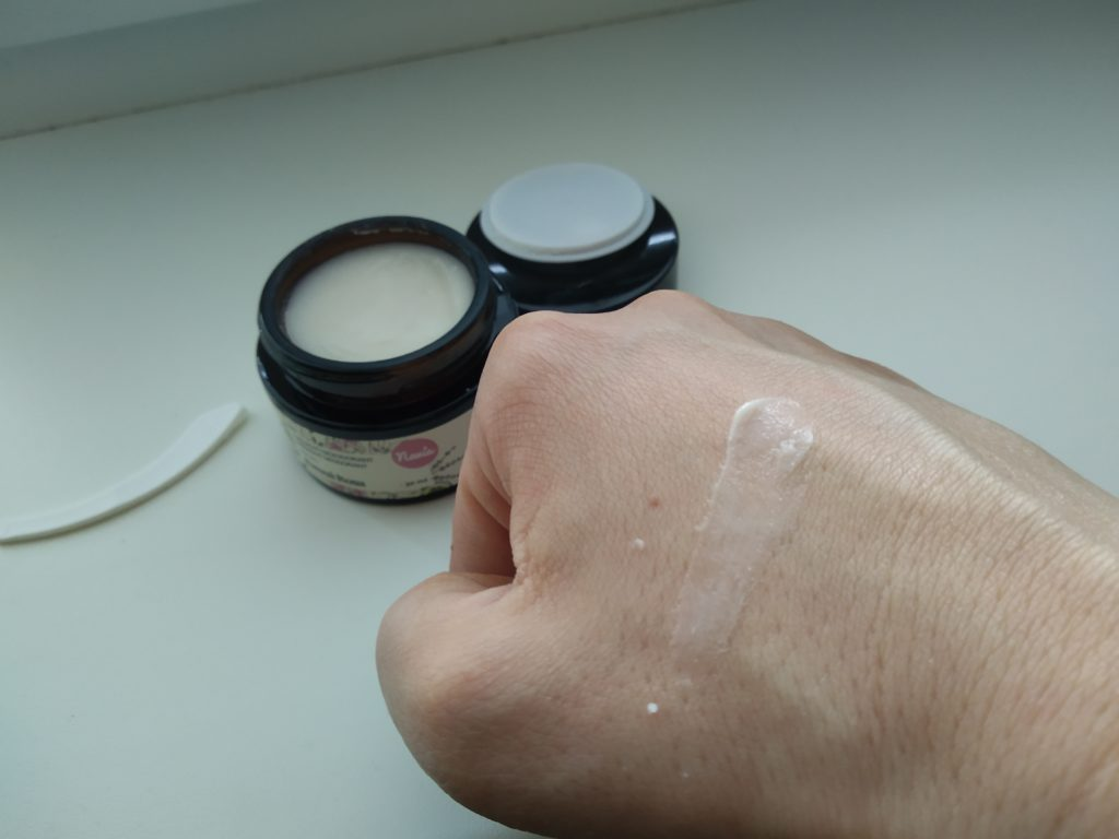 Krémový deodorant Navia