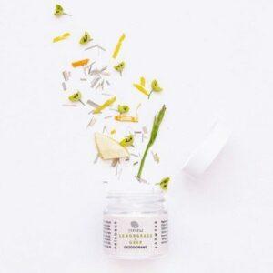 Prírodný deodorant lemongras grep