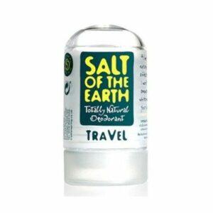 Prírodný tuhý deodorant z minerálu