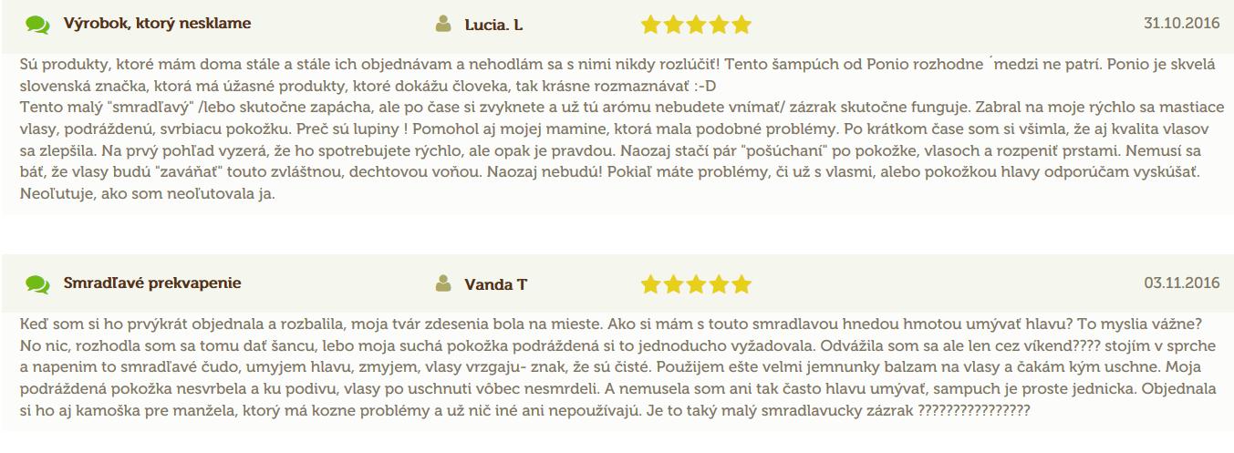 recenzie ponio