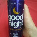 Good Night Drink - prírodný nápoj pre lepší spánok (recenzia) + ROZHOVOR