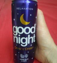 Goodnight drink