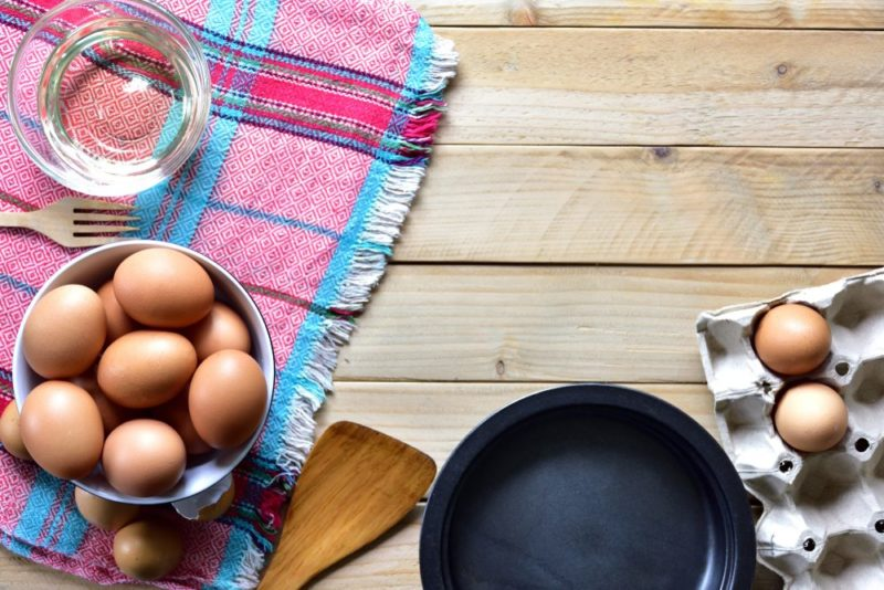 14-dňová vajíčková diéta