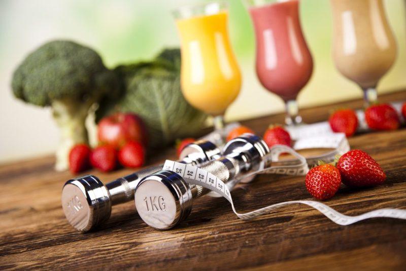 Proteínové nápoje na chudnutie