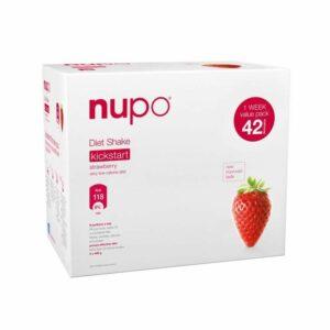 NUPO Value Pack Diétny nápoj jahoda