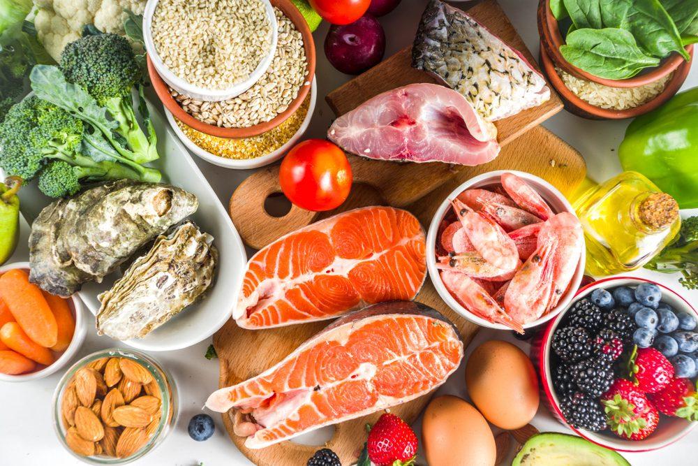 jedlo pri pescetariánskej diéte