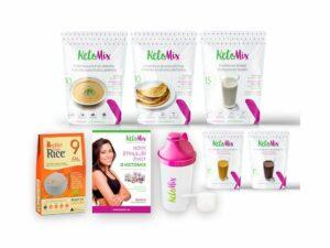 Proteínová / ketónová dieta na 7 dní