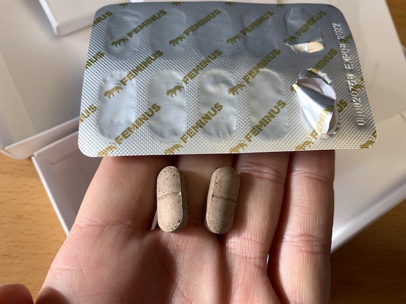 Feminus - tabletky