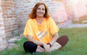 Fyzioterapeutka Silvia Sórádová