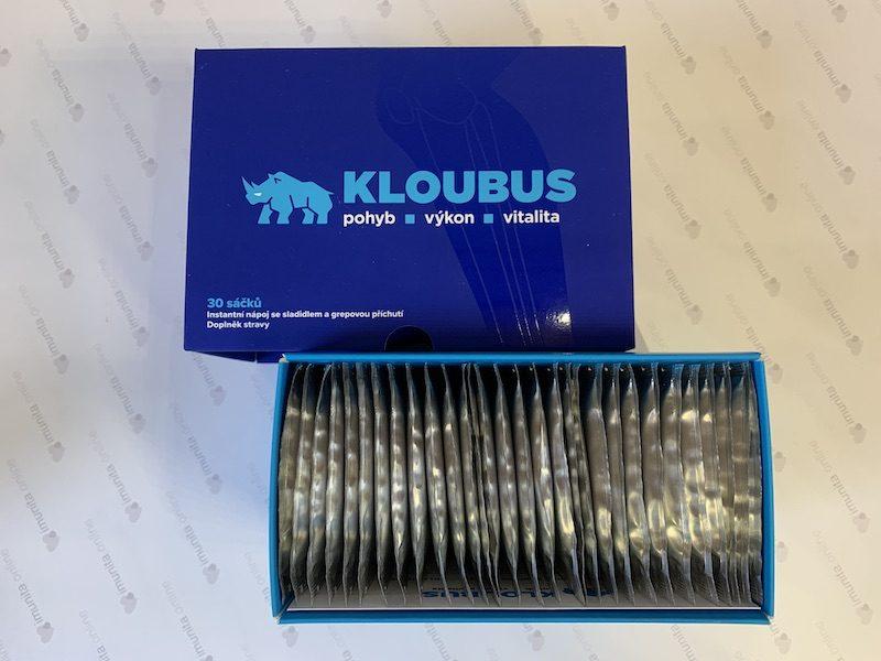 Kloubus - vrecúška