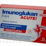 Imunoglukan P4H ACUTE 300 mg cps 1×5 ks