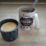 Blendea SUPERCOFFEE - recenzia kávy s obsahom funkčných húb, čakanky a cejlónskej škorice
